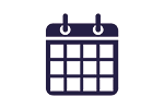 Calendar of Events Icon