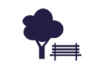 Parks & Open Spaces Icon