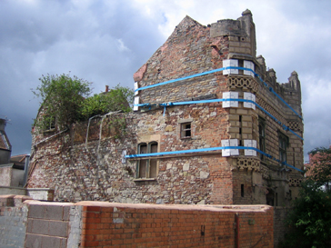 Castle House - before
