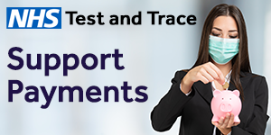 NHS Test and Trace Payments Support
